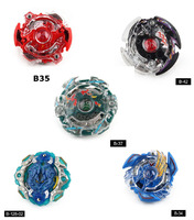 Single Burst Beyblades Toys Spinning Metal Battle Top without Launcher