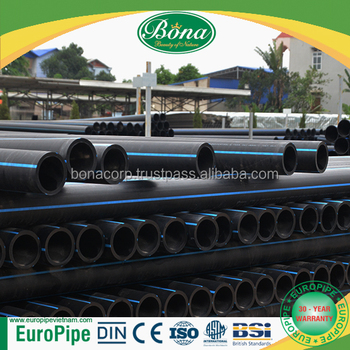 Best Price and High Quality HDPE PE100, 30 YEARS WARRANTY