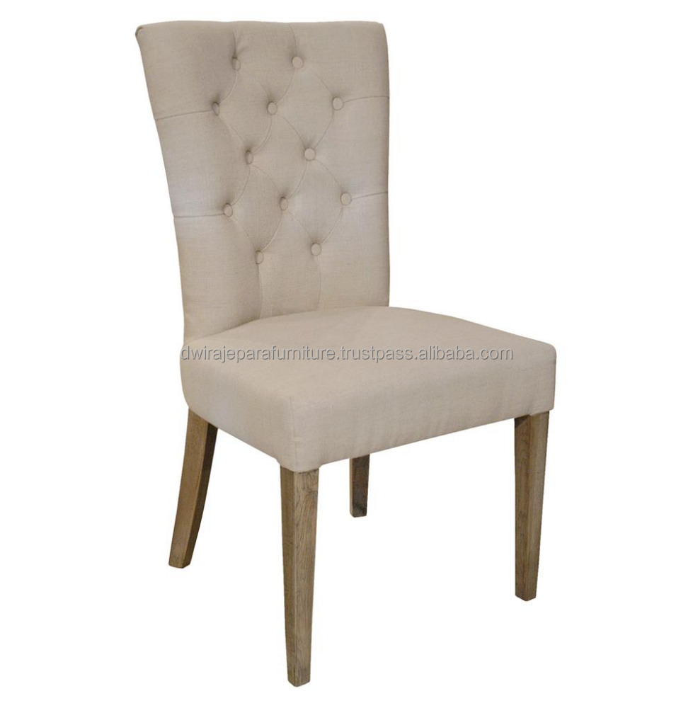 Indonesia Furniture - French Furniture Dining Chair Shabby Color.
