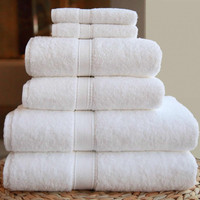 Wholesale Cotton bamboo bath towels for Laundries - Hotels, lowest prices