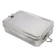 2Tiers Indian Style Stainless steel Insulated Tiffin Carrier/Lunch Boxes