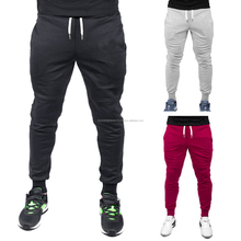Cotton Jogger Pants, Gym Sweatpants, Fleece Bottoms