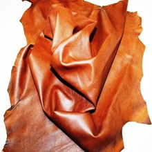 Vegetable Tanned Sheep Leather