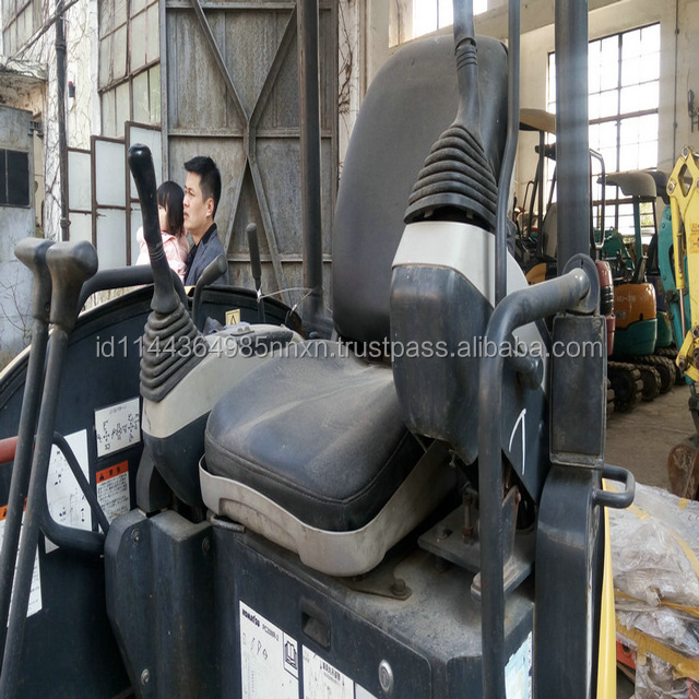 KOMATSU PC20MR-2 used mini excavator Japan's original mini excavator kubota harga baru hot selling