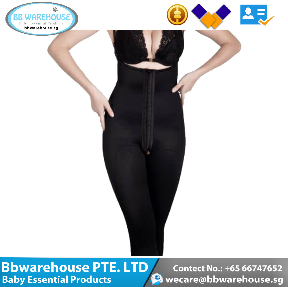 2017 Best Quality Ultimate Skinny Minny Black slim women shapewear