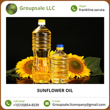 100% Pure HACCP Certified Refined Sunflower Oil