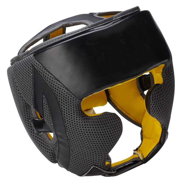 wholesale head guard open face protective helmet for boxing