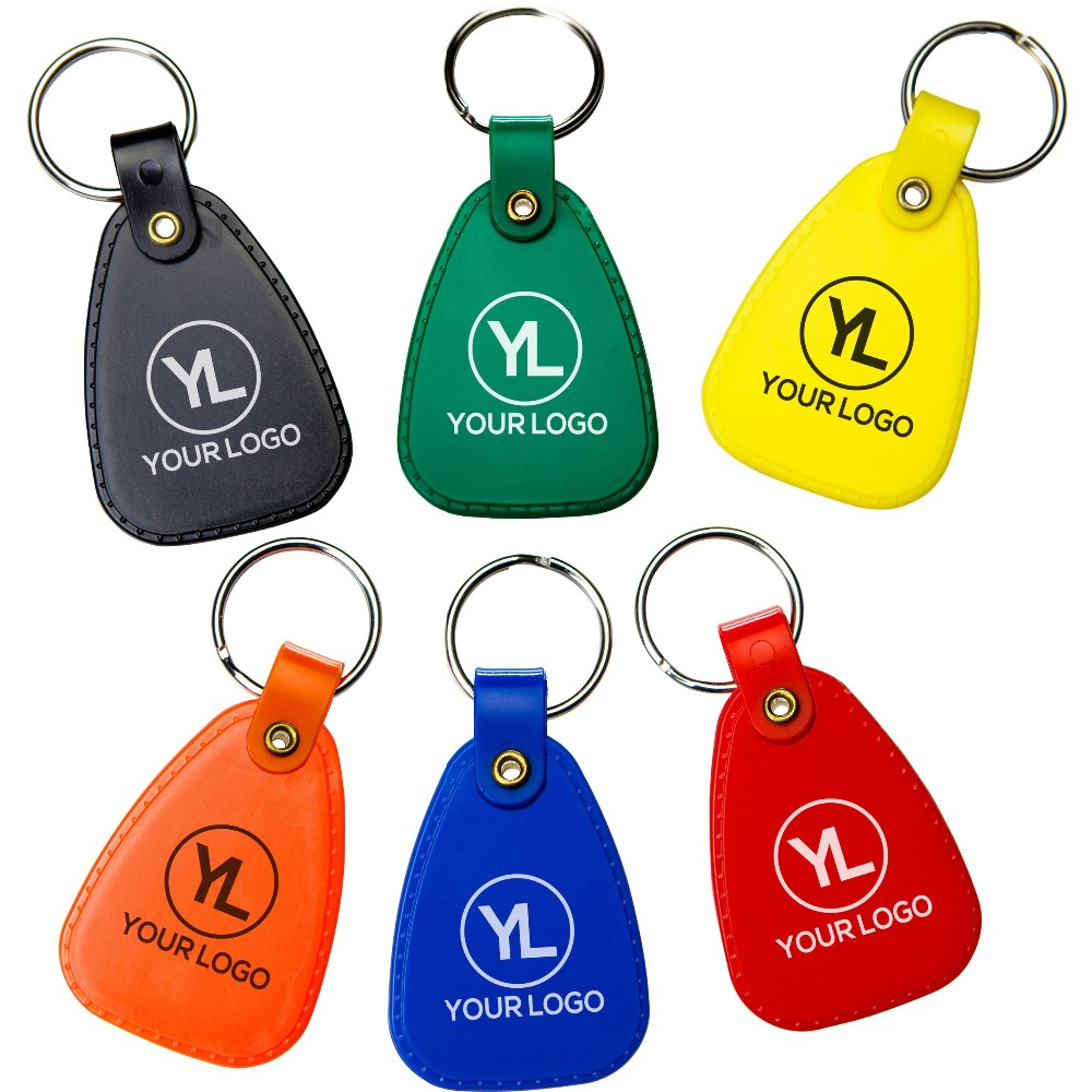 Advertising Heart Metal Key Chain