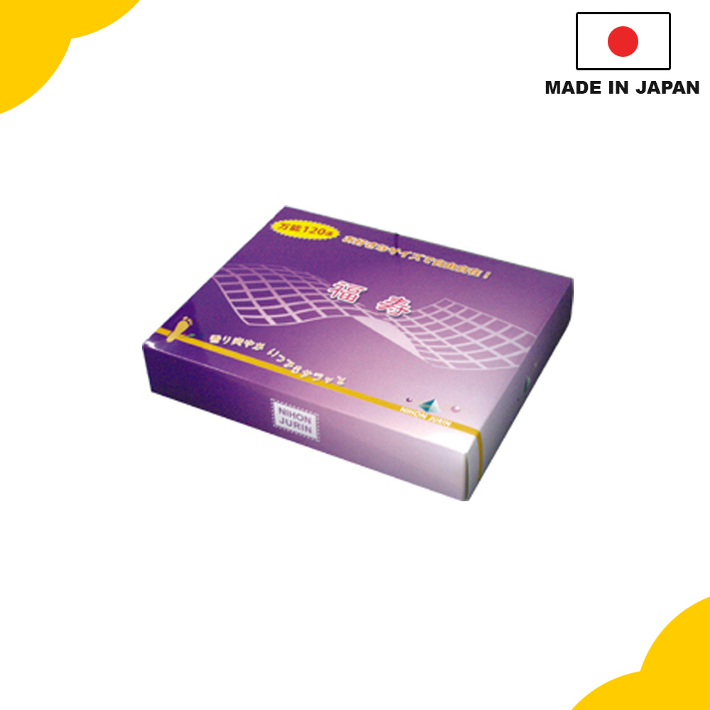"Best-selling and popular unique items, Sap sheet ""Fukuju"" with a high effectiveness made in Japan"