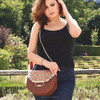 2018 New authentic leather hand bags ladies tote bag factory price hand bags