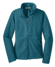 Cheap custom women polar fleece jacket, outdoor sports warm soft shell jacket wholesale OEM