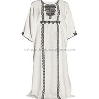 Free size Dubai Arabian Exclusive Kaftan dress women /graceful embroidered dress for hot ladies