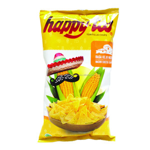 Best Seller Happy Tos Nacho Cheese Flavor