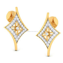 New designs gold jhumka earring