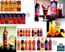 NETTO %100 8 Red Fruit Juice