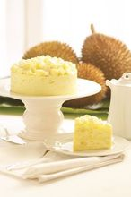 SALE Malaysian's Best Customisable All Shapes & Colors Fresh-From-Oven Durian Cake