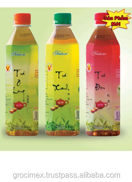 Cozy Vietnam Best Selling Healthy Bottle Green Tea Drink