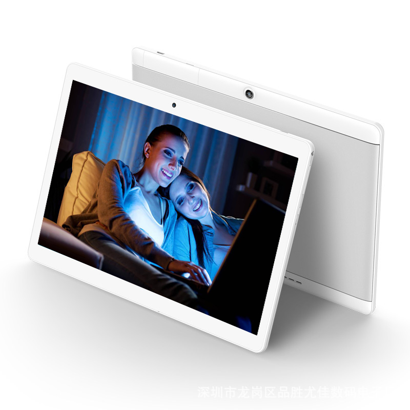 Android 7.1 Tablet PC <strong>10</strong> inch 1280*800 IPS MTK6582 Quad Core <strong>10</strong>.1&quot; 3G Phone Call GPS FM 2G+32G