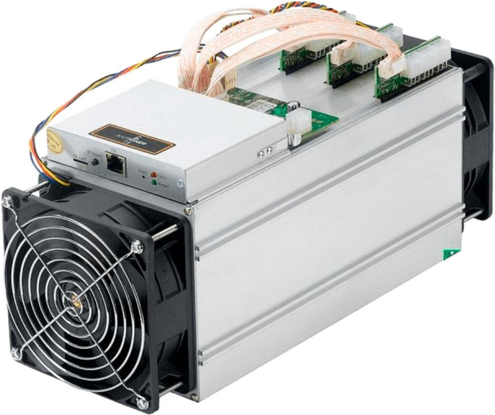 Bitmain Antminer D3 DASH COIN Mining 15 Gh/s Miner 1200W and APW3 PS Power Supply