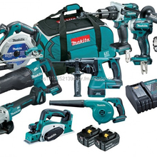 IMPORT NEW Order Makitas lxt1500 15tool combo power kits set/Electric Tools Sets