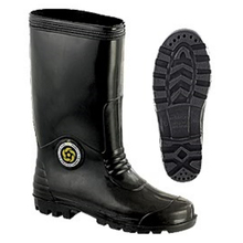 6000 Korakoh Safety Rubber Rain Working Boot Made in Malaysia