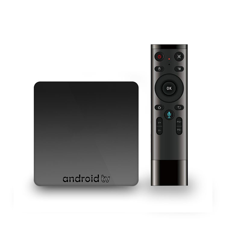 Box TV Android AX7 Android 7.1 TV Box Voice <strong>Control</strong> Function