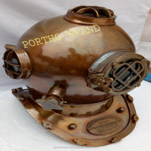 Anchor Engineering Copper & Brass Diving Helmet
