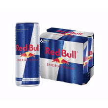 Red Bull Energy Drink 250ml Reds / Blue / Silver