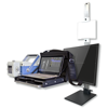 Portable Digital X-Ray Imaging Set Human meX+40BT 35mA X-Ray machine+meX+1417WCC DR flat panel+Laptop/Notebook and Bag+Stand