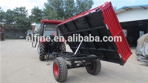 Factory price high efficiency multy fuction small trailer