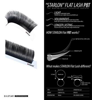 STARLON_PBT_FLAT_LASH_ HAIR FILAMENT FOR EYELASH