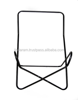 Square Butterfly Chair Clip Click Stand