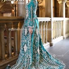 Heavy Embroidered Pakistani Wedding Style Bridal Lehenga
