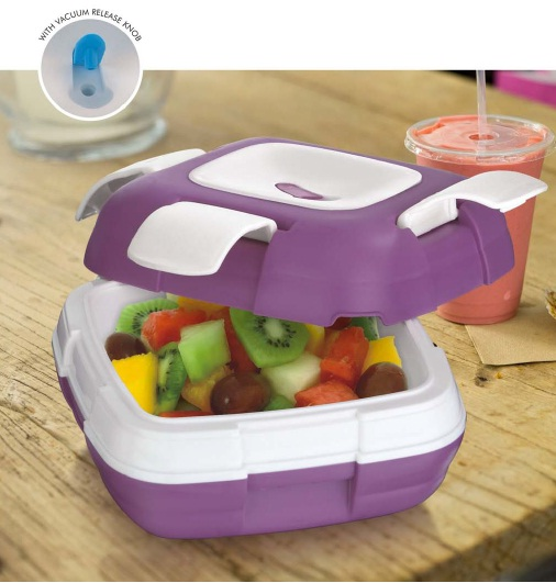 New Paloma Insulated Lunch Kit 6 Pcs set with bag