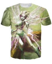 all over sublimation printing Promotional Cotton round neck t shirt,full print 3d t-shirts for sublimation/AT Noki