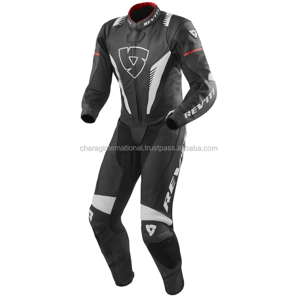 Venom race leather motorbike suit-Made to measure motorbike leather suit