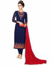 2017 Casual Ocassion Wear Shalwar Kameez / Salwar Suits Dress Materials For Party Wear (salwar kameez Suit)
