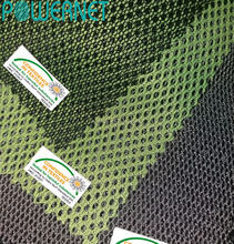 100% Polyester Warp Knit Meshed Fabric