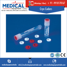 Cryovial Coders for Lab Supplies Use