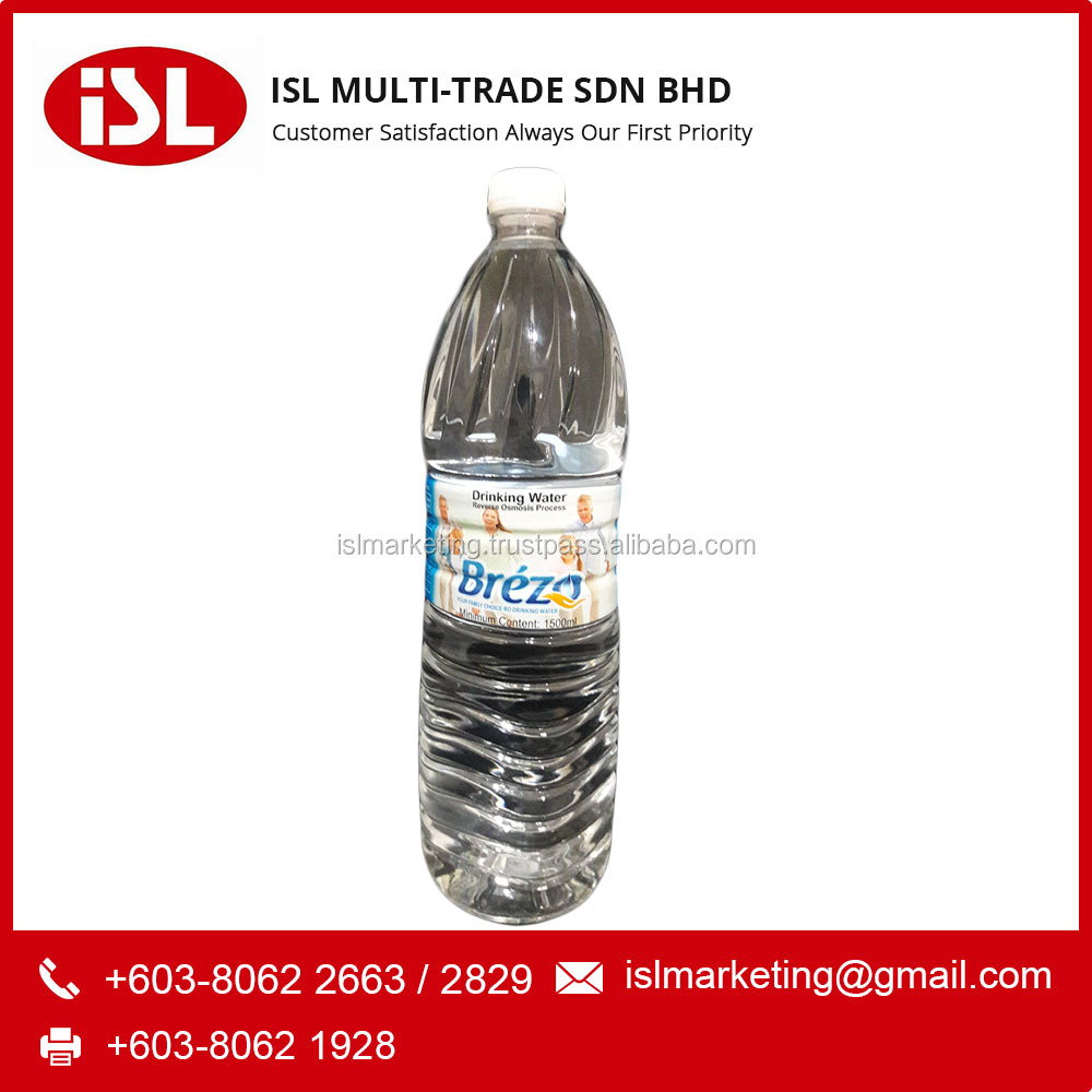 BREZO RO Mineral Drinking Water