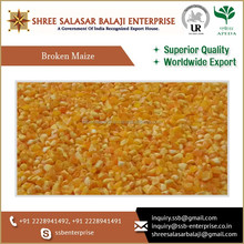 Pure, Rich Aroma, Fresh and High Nutritional Value Contain Broken Maize