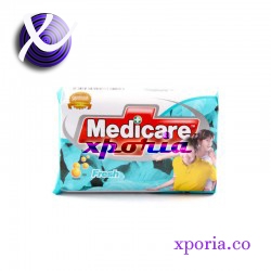 MEDICARE Antiseptic Soap Bar FRESH 70gr | Indonesia Origin | Cheap popular medicated soap with long lasting fragrance