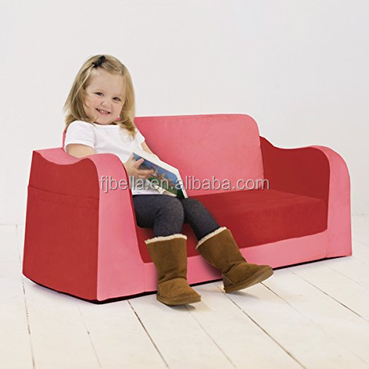 Multi-use, sofa with extendable surface,kids' furniture for Little Reader Sofa