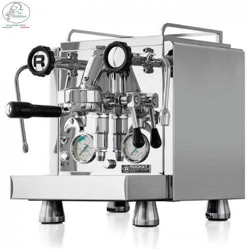 Made in Italy Coffee Maker - Rocket Espressor R58 - Espresso Machine Double Boiler