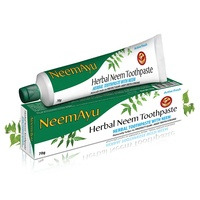 Herbal Neem Toothpaste in India
