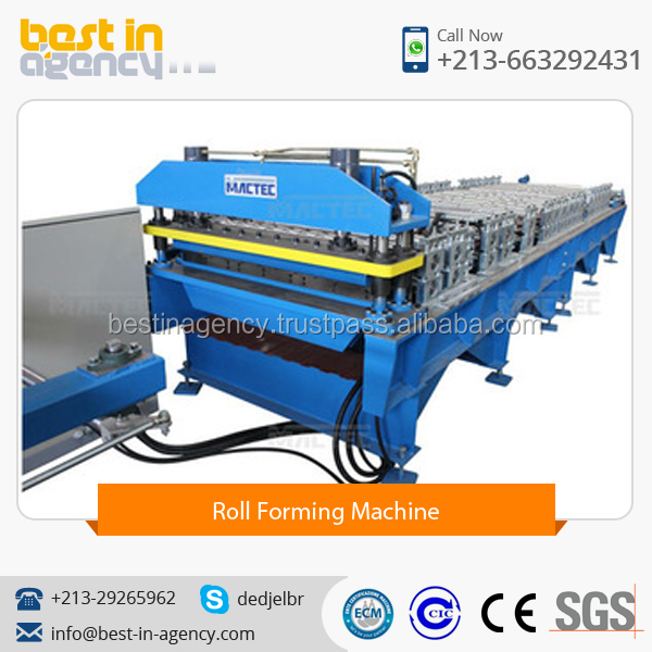 Double Layer Cold Roll Forming Machine from Genuine Supplier