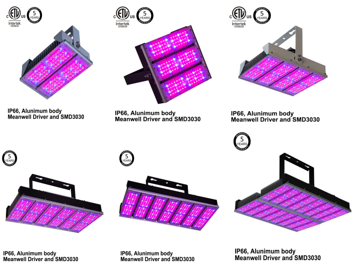 Grow House Hydroponics High Power Led Module 150W LED Grow Light