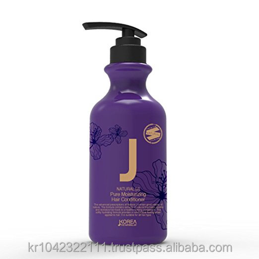 JKorea Ppunigo Herbal Scented Hair Conditioner 500ml Argan Oil Daily Moisturizing Treatments Hair Vita shampoo and Conditioner