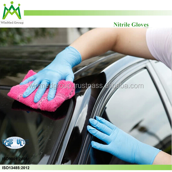 Nitrile/Vinyl/PVC Gloves Disposable Gloves Latex Surgical Gloves