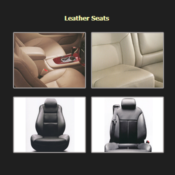 LEATHER CAR SEAT COVER / MADE IN MALAYSIA